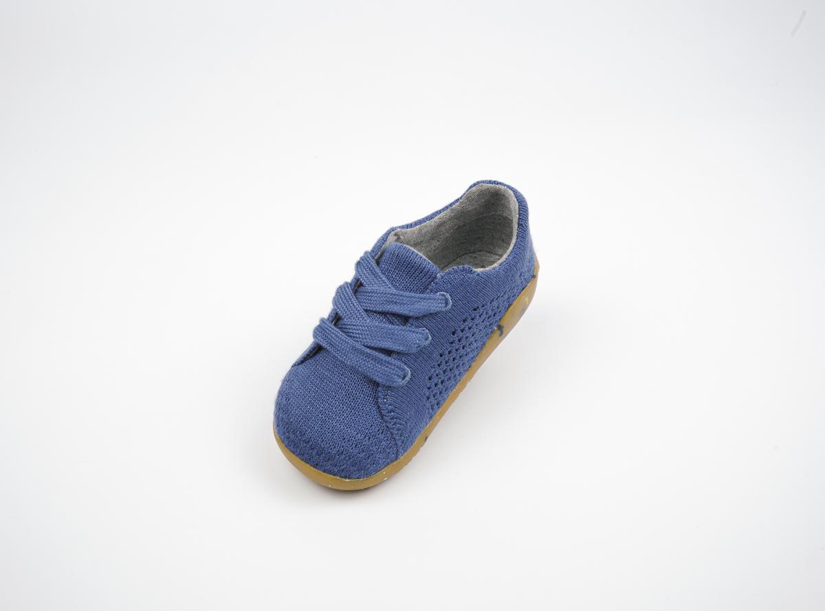 BOBUX Step Up Seedling Indigo - buty dziecięce WEGAŃSKIE 20-22