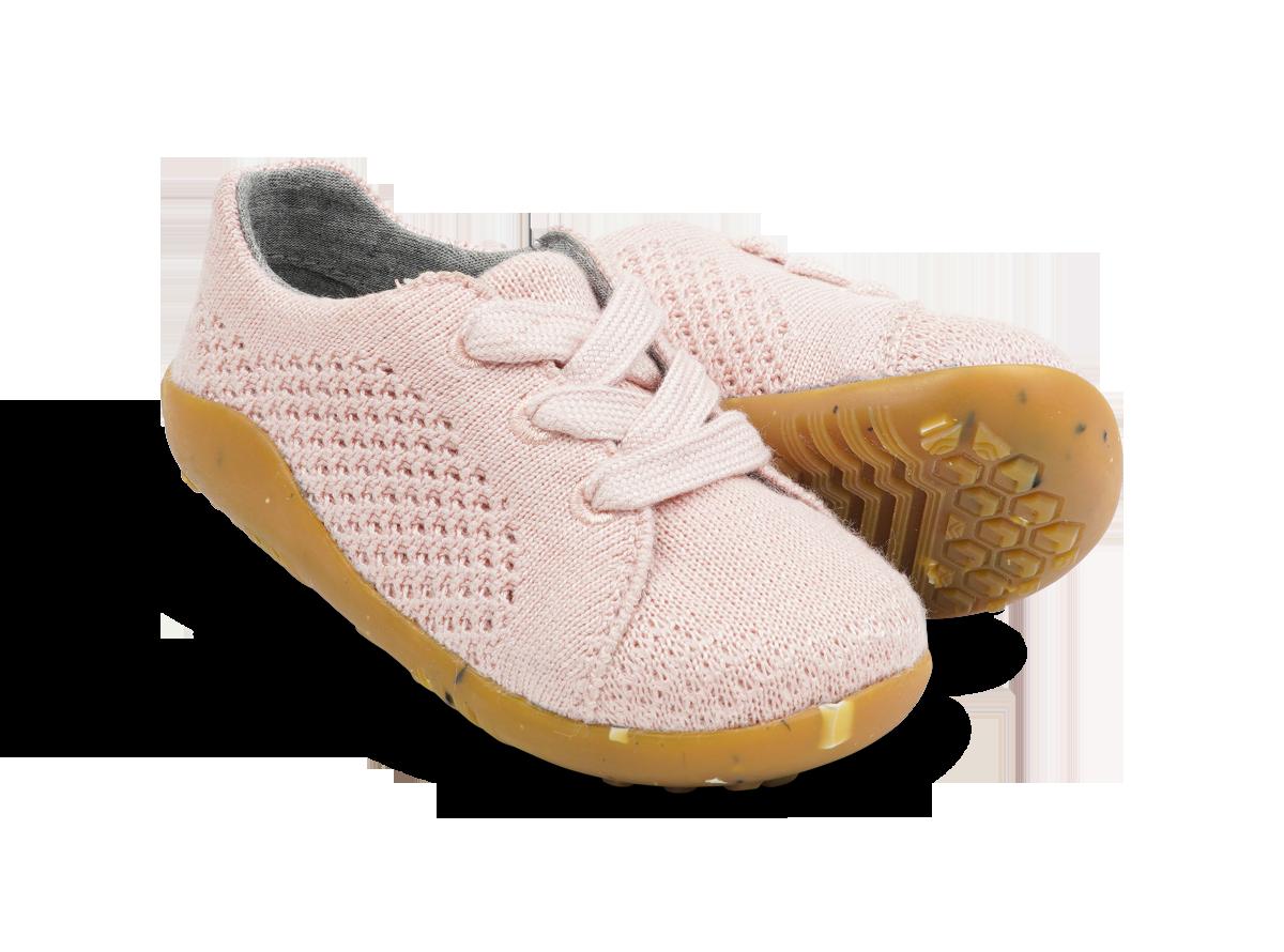 BOBUX Step Up Seedling Rosa - buty dziecięce WEGAŃSKIE 20-22