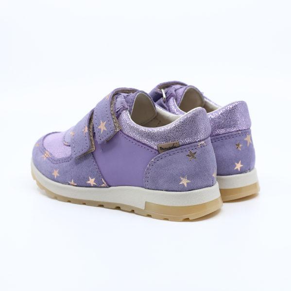 MRUGAŁA półbuty COCO lavender stars 21-30