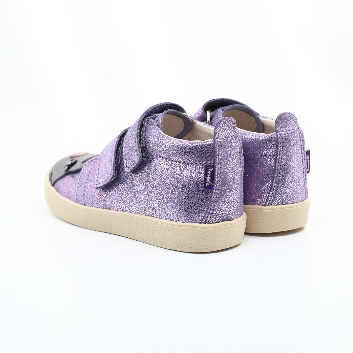 MRUGAŁA półbuty SUZIE kitty lavender 20-28