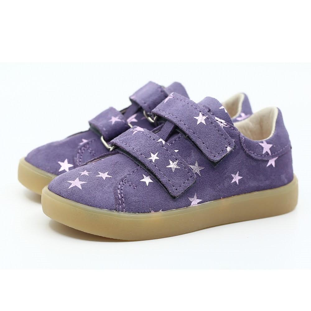 MRUGAŁA półbuty TALA lavender stars