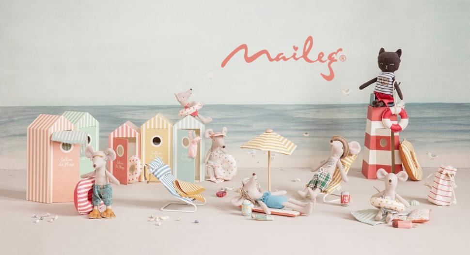 Myszki Maileg nowa kolekcja