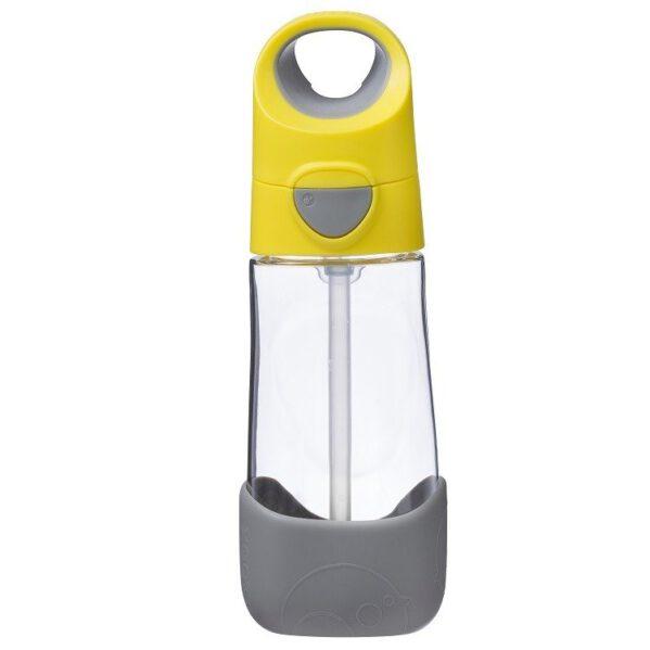 B.BOXto marka, która doskonale zdaje sobie z tego sprawę i wśród swych produktów ma różne opcje butelek i kubków dla dzieci w różnym wieku. Obok innowacyjnego bidonu i termobutelek stworzyła butelkę ze słomką dla starszych dzieci, która jest zarazem poręczna i pojemna
