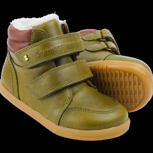 BOBUX buty dziecięce I WALK rozm. 22-26 - TIMBER ARCTIC OLIVE