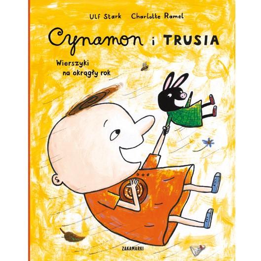Drugie spotkanie z Cynamonem i Trusią to fascynująca wędrówka w czasie i przestrzeni, wielka przygoda. A kto się przyjrzy cynamonowym bułeczkom, które zabierają ze sobą na wyprawę, i spojrzy na fryzurę Cynamona, ten odgadnie, skąd jego dziwaczne imię!
