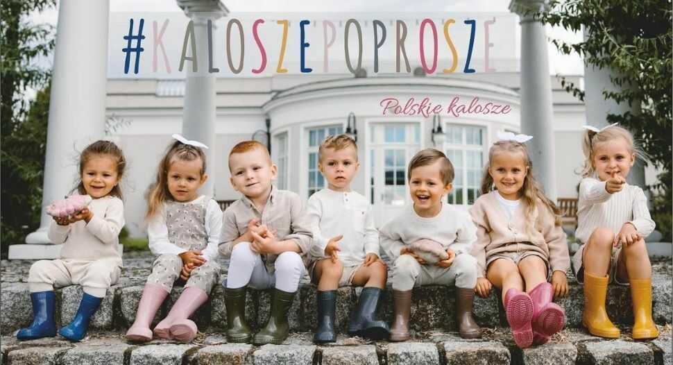 Najlepsze kalosze dla dzieci. Kaloszepoprosze wyprodukowano w Polsce. Najlepszy sklep dla dzieci chwalipietka