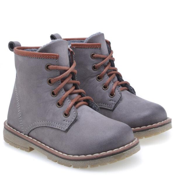 EMEL buty dziecięce ocieplane z membraną WATERPROOF EY 2727-1